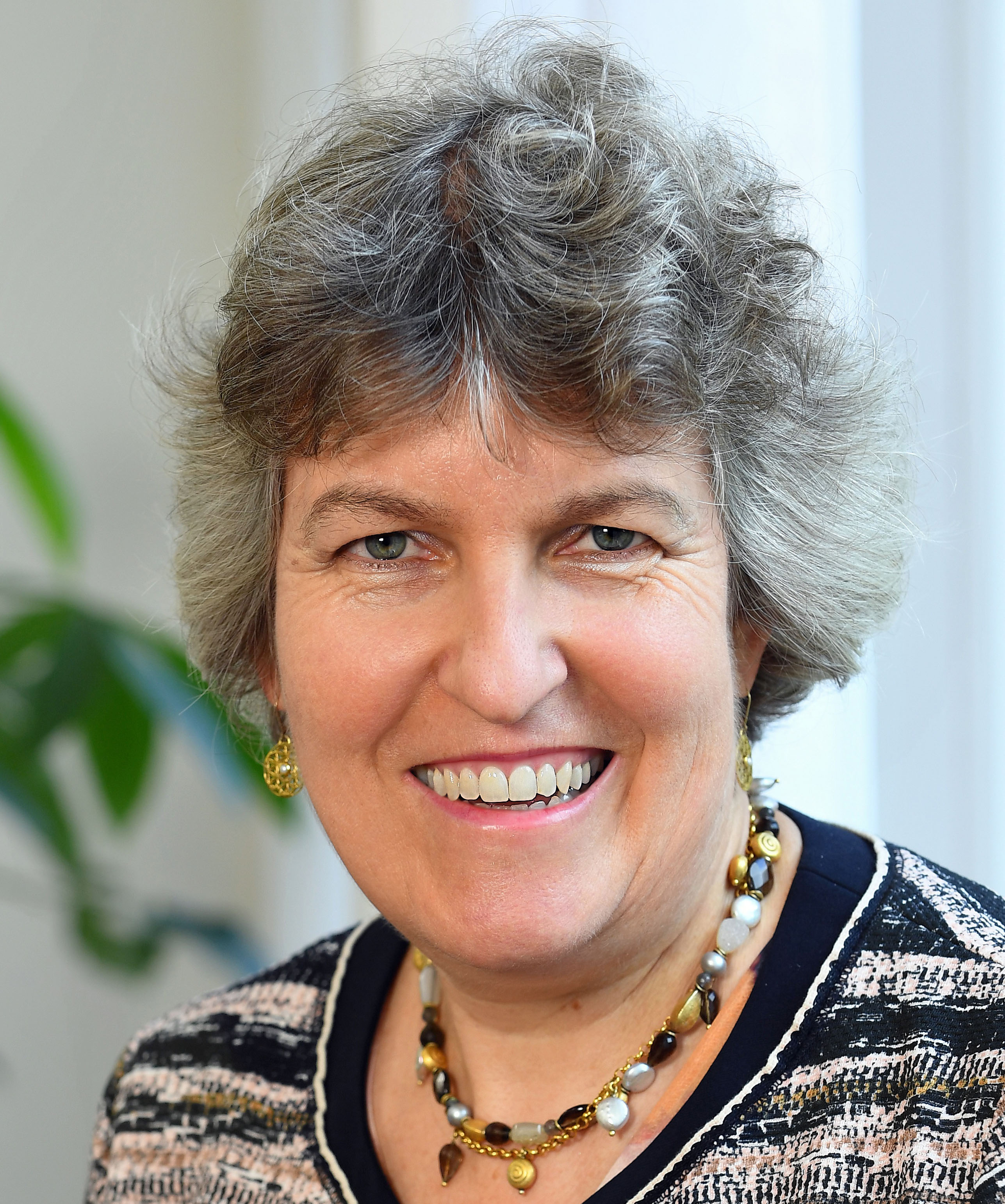Sandra Eggli, Leiterin der MfB